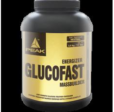 PEAK - Glucofast / 3000 gr Хранителни добавки, Гейнъри за покачване на тегло, Въглехидрати