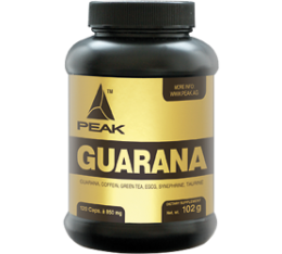 Peak - Guarana / 120 caps