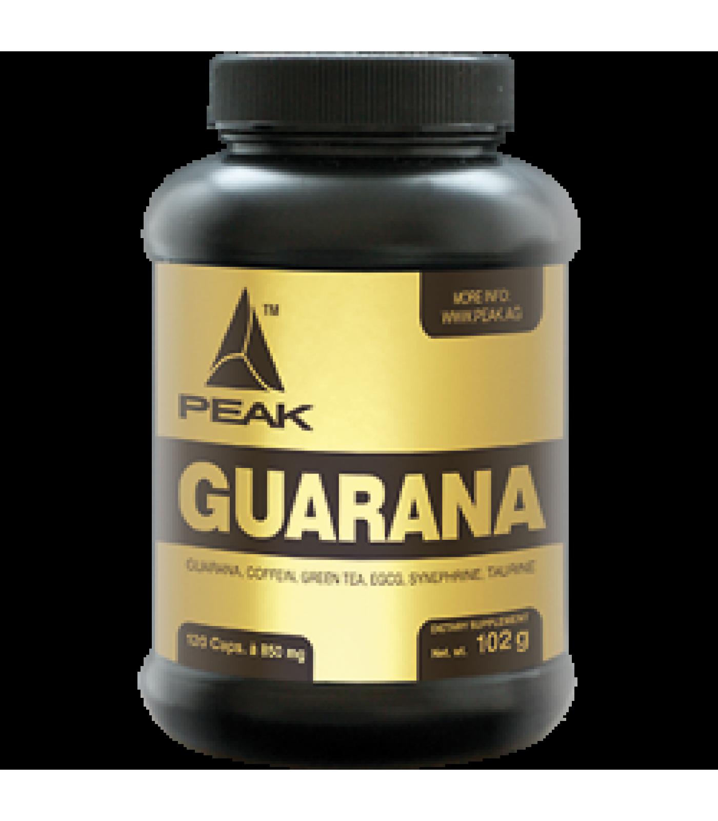 Peak - Guarana / 120 caps