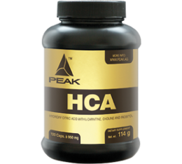 Peak - HCA (Hydroxy-Citric-Acide) / 120 caps