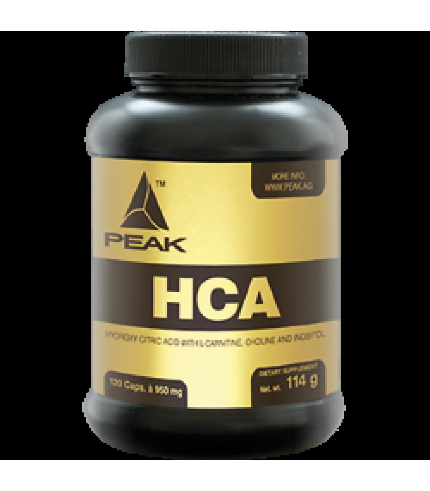 Peak - HCA (Hydroxy-Citric-Acide) / 120 caps