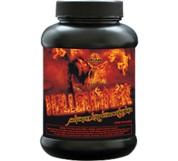 Peak - Hellburner / 120 caps Хранителни добавки, Отслабване, Фет-Бърнари