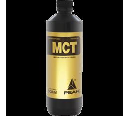 Peak - MCT Oil / 500 ml Хранителни добавки, Мастни киселини