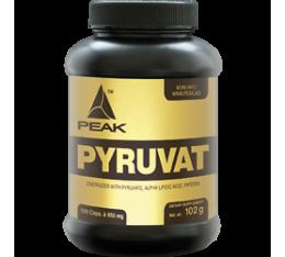 Peak - Pyruvate / 120 caps Хранителни добавки, Отслабване, Енергийни продукти