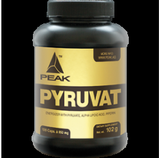 Peak - Pyruvate / 120 caps