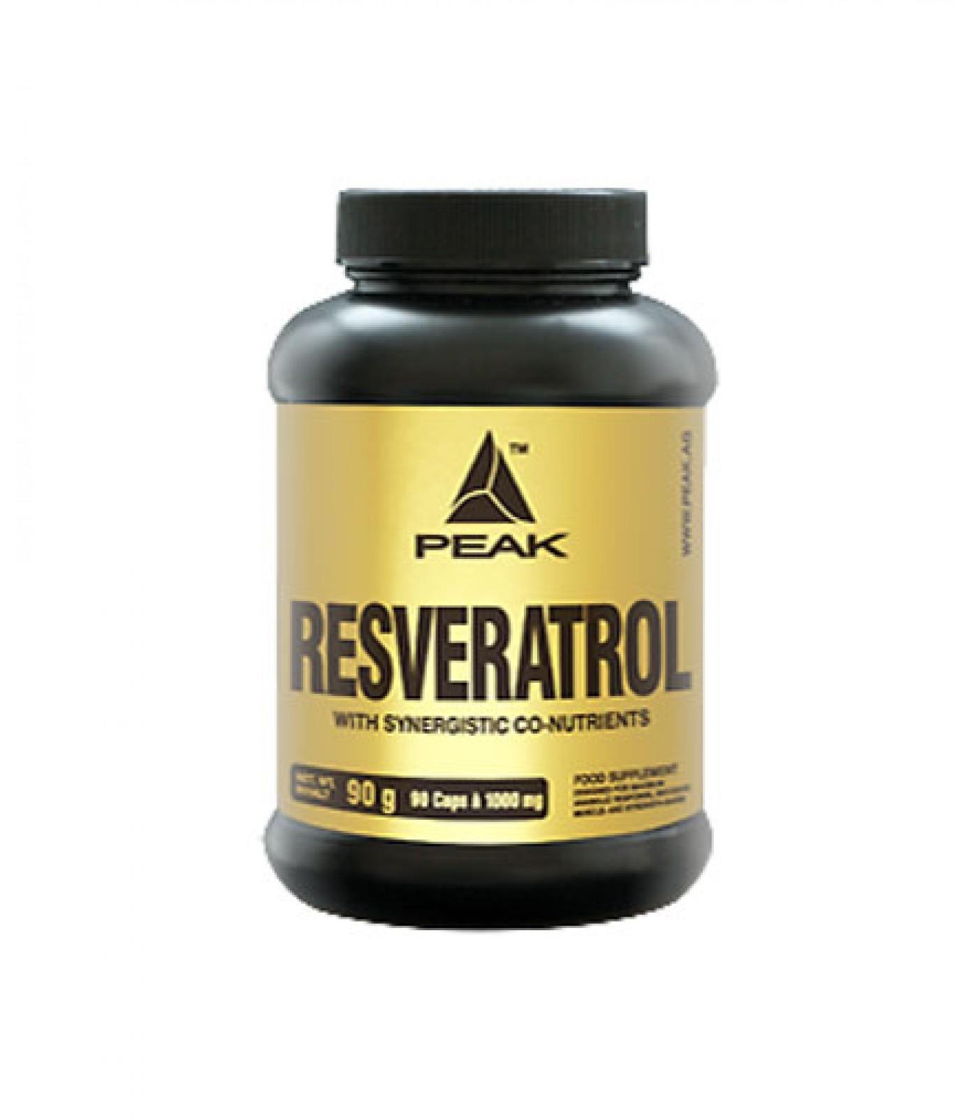 Peak - Resveratrol / 90 caps