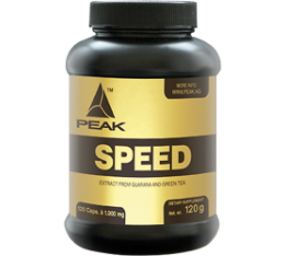 Peak - Speed / 120 caps