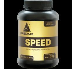 Peak - Speed / 120 caps Хранителни добавки, Отслабване, Фет-Бърнари