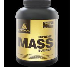 Peak - Supreme Mass / 3000gr Хранителни добавки, Гейнъри за покачване на тегло, Гейнъри