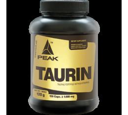 Peak - Taurin / 120 caps Хранителни добавки, Аминокиселини, Таурин