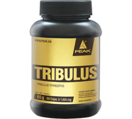 Peak - Tribulus Terrestris / 60 caps Хранителни добавки, Стимулатори за мъже, Трибулус-Терестрис