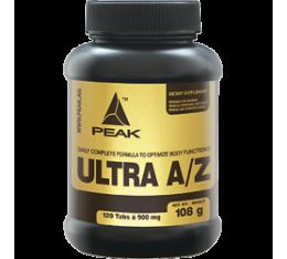 Peak - Ultra A/Z / 150 tab Хранителни добавки, Витамини, минерали и др., Мултивитамини