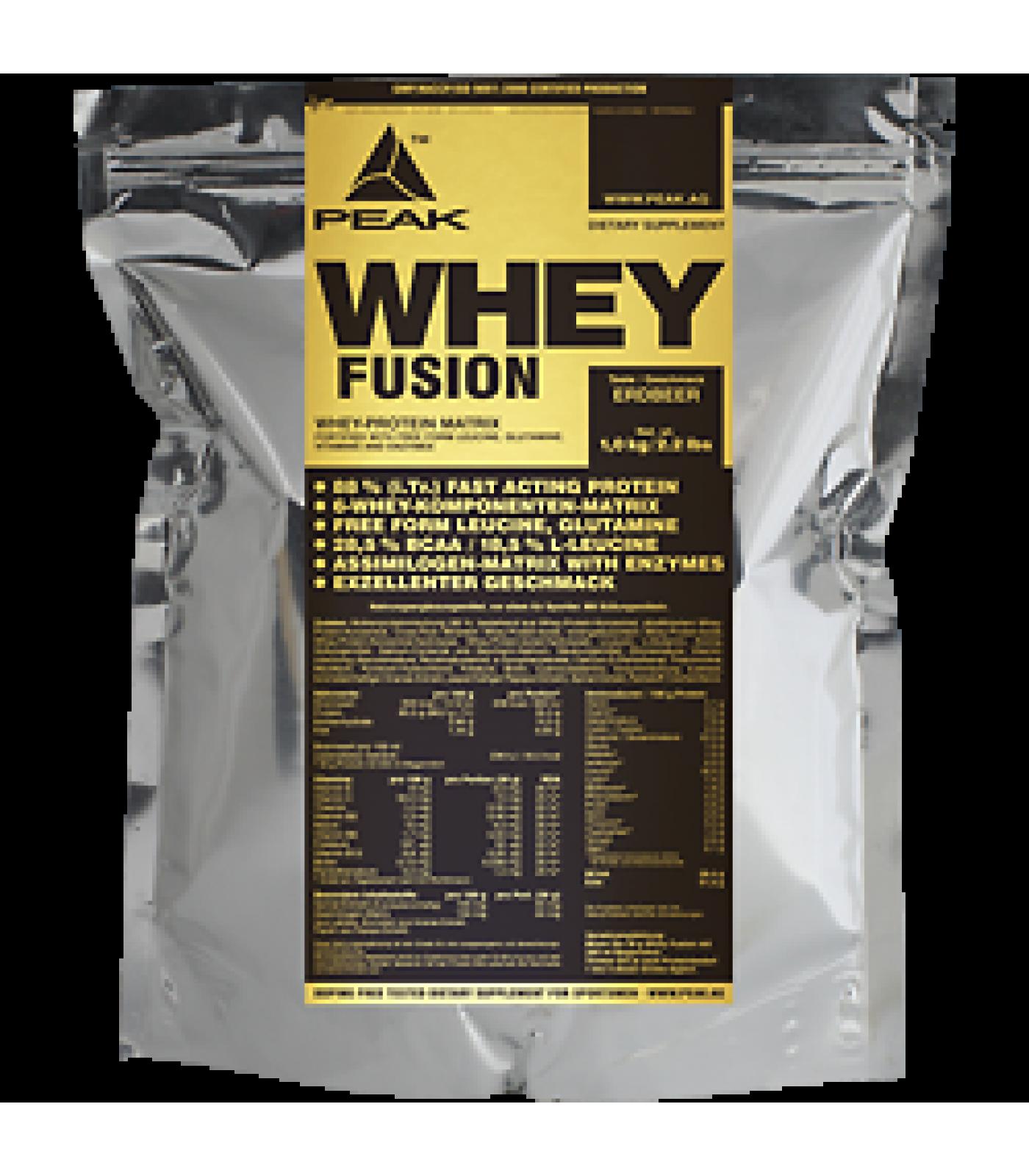 Peak - Whey Fusion / 2260 gr