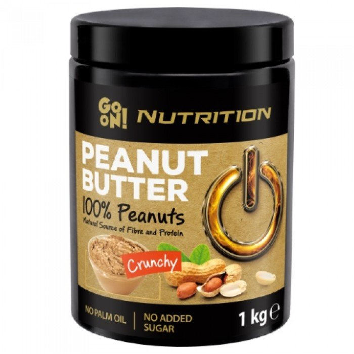 Go On Nutrition - Peanut Butter Crunchy / 1000g​
