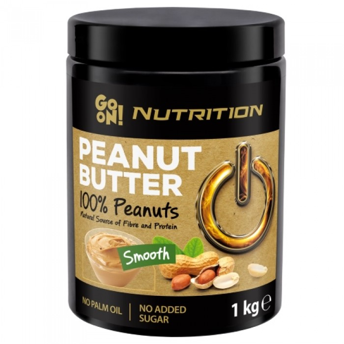 Go On Nutrition - Peanut Butter Smooth / 1000g