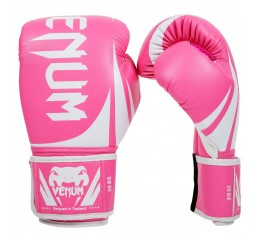 "Боксови ръкавици - Venum ""Challenger 2.0"" Boxing Gloves - Pink​"