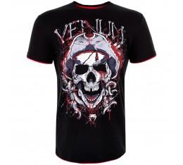 Тениска - Venum Pirate 3.0 T-shirt - Black/Red Тениски