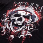 Тениска - Venum Pirate 3.0 T-shirt - Black/Red​