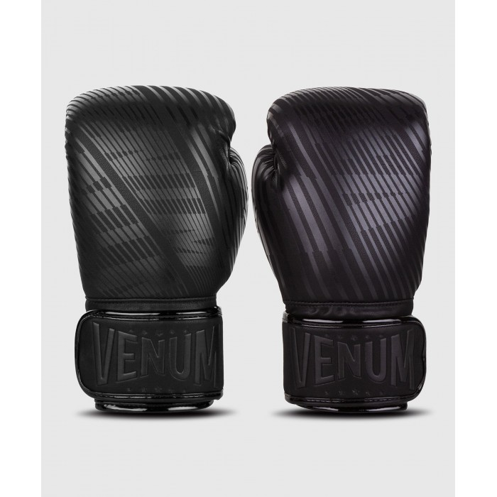 Боксови Ръкавици - Venum Plasma Boxing Gloves - Black/Black​