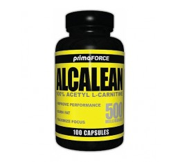Primaforce - Alcalean (Acetyl L-Carnitine) / 100 caps​