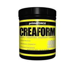 Primaforce - Creaform / 400 gr Хранителни добавки, Креатинови продукти, Креатин Монохидрат