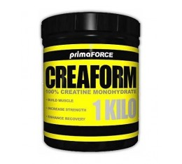 Primaforce - Creaform / 1000 gr Хранителни добавки, Креатинови продукти, Креатин Монохидрат