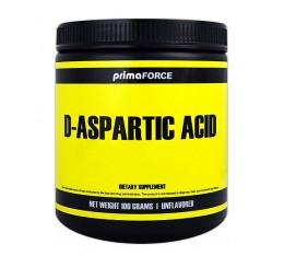 Primaforce - D-Aspartic Acid / 100 gr Хранителни добавки, Стимулатори за мъже