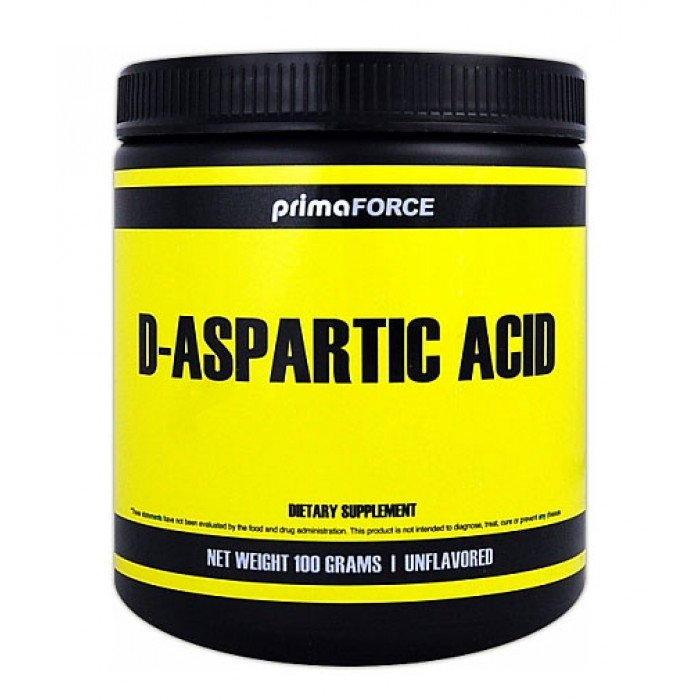 Primaforce - D-Aspartic Acid / 100 gr​