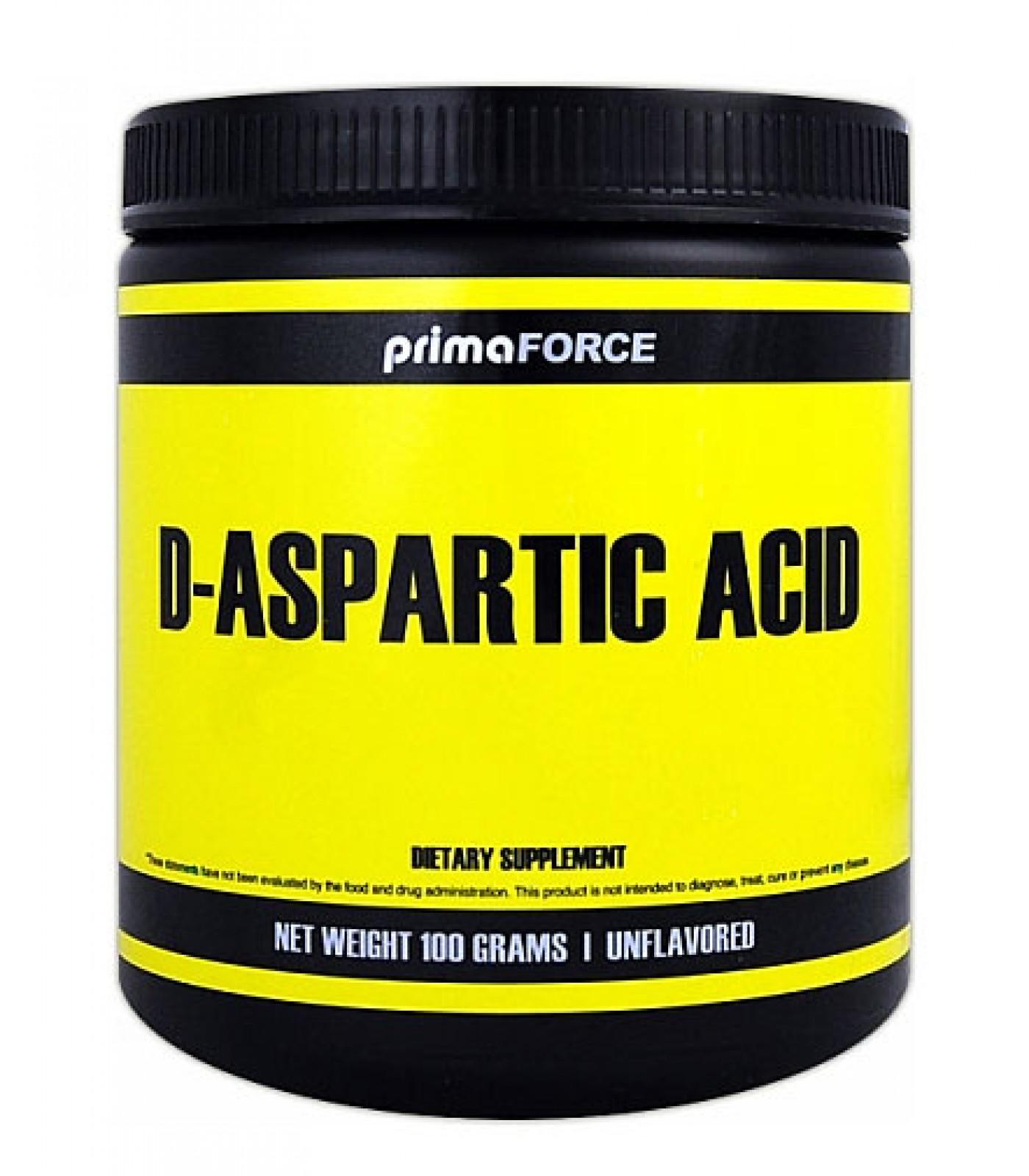 Primaforce - D-Aspartic Acid / 100 gr