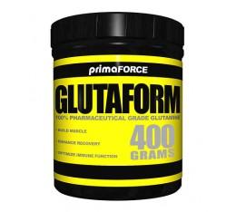 Primaforce - Glutaform / 400 gr Хранителни добавки, Аминокиселини, Глутамин
