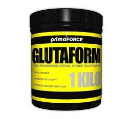 Primaforce - Glutaform / 1000 gr Хранителни добавки, Аминокиселини, Глутамин