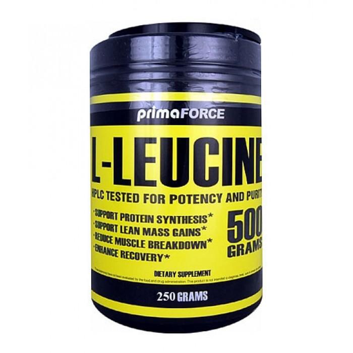Primaforce - L-Leucine / 250 gr