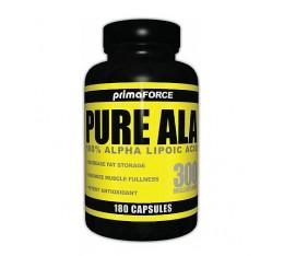 Primaforce - Pure ALA / 180 caps Хранителни добавки, Здраве и тонус