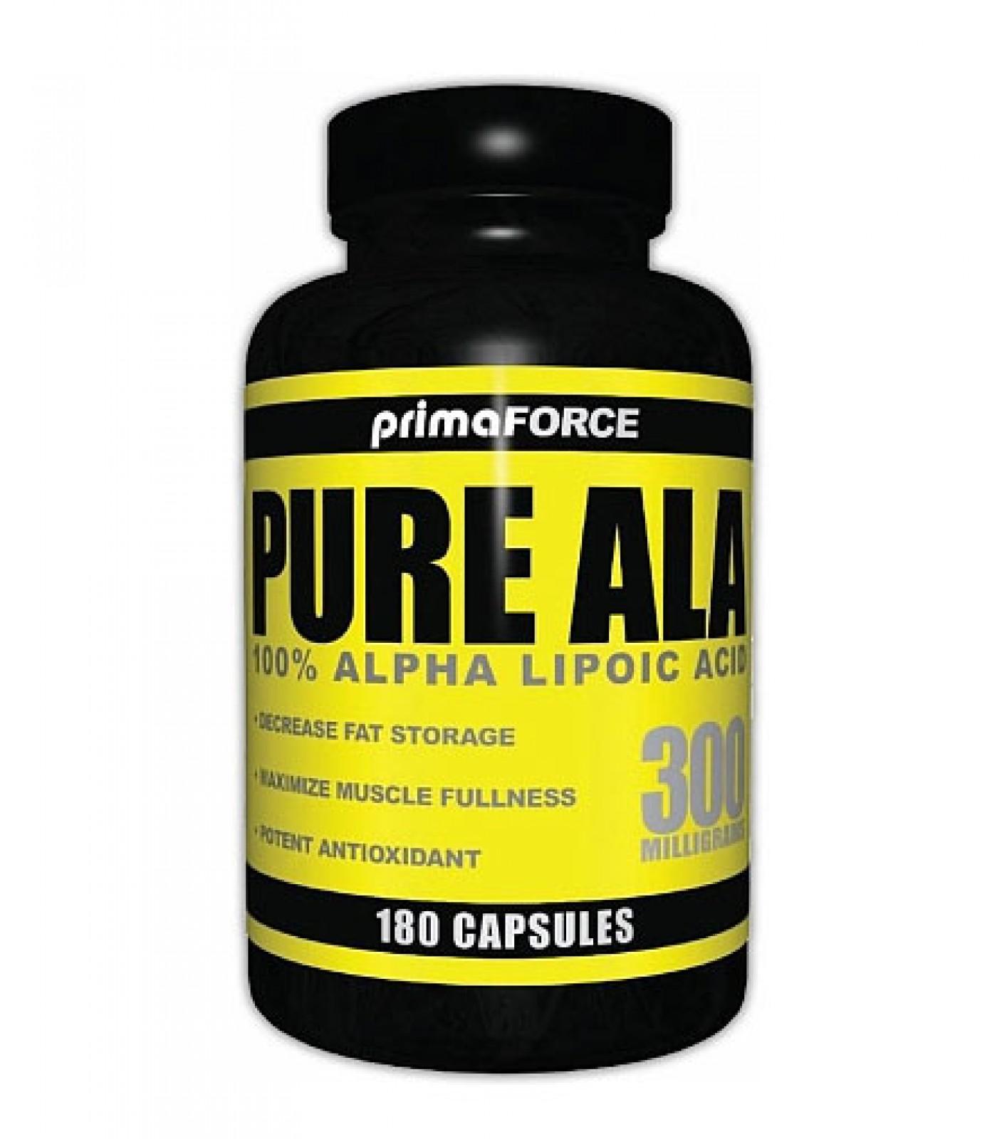 Primaforce - Pure ALA / 180 caps