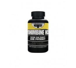 Primaforce - Yohimbine HCL 2.5mg / 90 Vcaps Хранителни добавки, Отслабване, Йохимбин