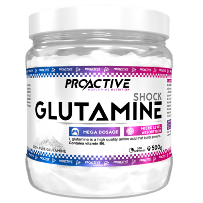 ProActive - Glutamine Shock / 500g​