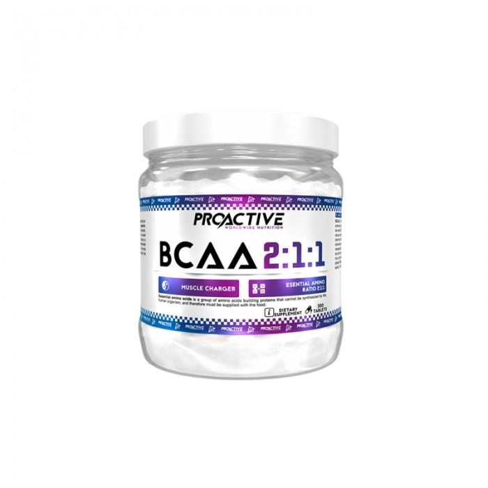 ProActive - BCAA 2:1:1 / 300tabs.
