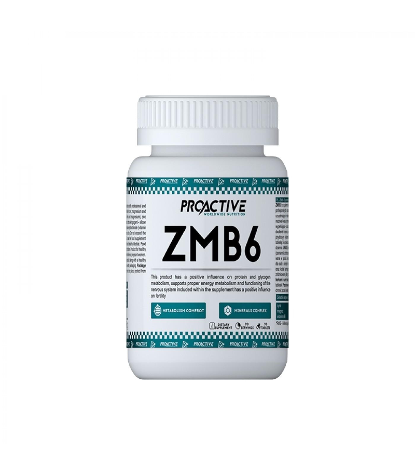 ProActive - ZMB6 / 90tabs