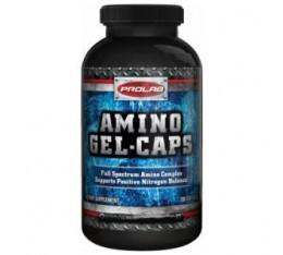 Prolab - Amino Gel Caps / 200 caps Хранителни добавки, Аминокиселини, Комплексни аминокиселини