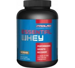Prolab - Essential Whey / 2270 gr Хранителни добавки, Протеини, Суроватъчен протеин