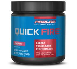 Prolab - Quick Fire / 130 gr Хранителни добавки, Азотни/напомпващи