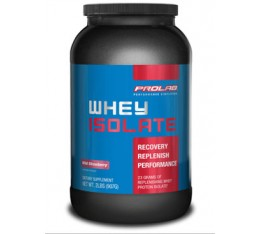 Prolab - Whey Isolate / 908 gr Хранителни добавки, Протеини, Суроватъчен протеин