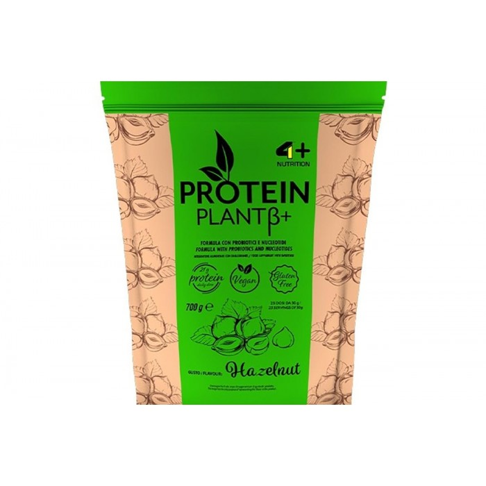 4+ Nutrition PROTEIN PLANTβ+ / 700гр.