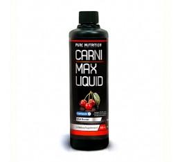 Pure Nutrition - Carni Max Liquid / 500ml. Хранителни добавки, Отслабване, Л-Карнитин