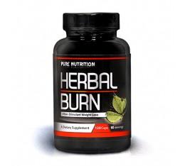 Pure Nutrition - Herbal Burn / 120caps. Хранителни добавки, Отслабване, Фет-Бърнари, ПОДАРЪЦИ, 400