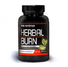 Pure Nutrition - Herbal Burn / 120caps.