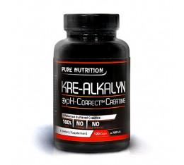 Pure Nutrition - Kre-Alkalyn / 120caps. Хранителни добавки, Креатинови продукти, Кре-Алкалин