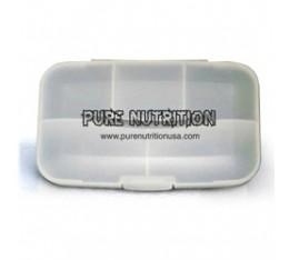 Pure Nutrition - Кутия за витамини Бойни спортове и MMA, Фитнес аксесоари, Шейкъри
