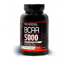 Pure Nutrition - BCAA 5000 / 150tabs. Хранителни добавки, Аминокиселини, Разклонена верига (BCAA)