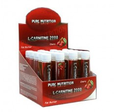 Pure Nutrition - Carnitine 2000 / 20amp. x 25ml.
